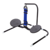 HOVR with Floor Stand (Black & Blue Straps Included)